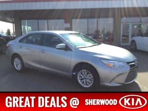 2017 Toyota Camry LE Accident Free,  Heated Seats,  A/C,  Accide