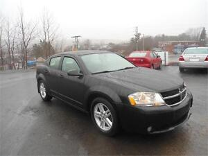 BLACK 2010 Dodge Avenger SXT !!!, ALLOYS - GREAT SHAPE !