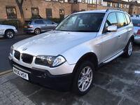 BMW X3 2.0 d SE 5dr FULL SERVICE HISTORY 2006 (06 reg), SUV