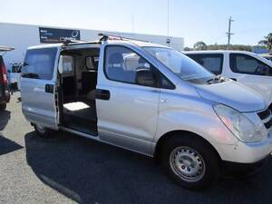 2009 HYUNDAI ILOAD VAN DIESEL with service history - Currumbin Waters Gold Coast South Preview