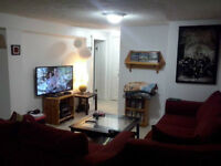 All included 1 bedroom basement apart $700 August1st