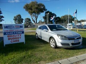 2005 Holden Astra AH CDX Silver 5 Speed Manual Coupe Maddington Gosnells Area Preview
