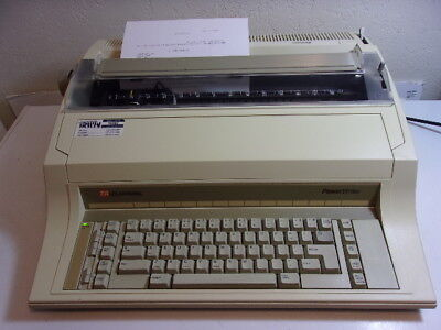 Ta Adler-royal Powerwriter Electronic Typewriter Model Ae800