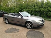 SAAB 9-3 LINEAR 2.0T CONVERTABLE