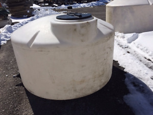 550 Gallon Storage Tanks