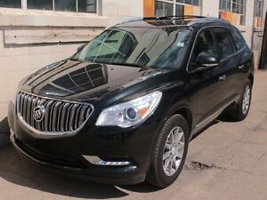 2015 Buick Enclave AWD INTELLILINK LEATHER SUNROOF LOW KM FINANC