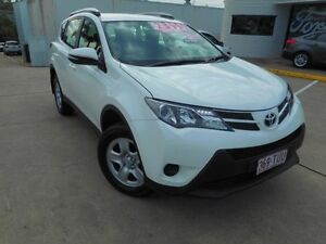 2014 Toyota RAV4 ZSA42R MY14 GX 2WD White 7 Speed Constant Variable Wagon Noosaville Noosa Area Preview
