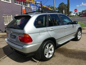 2002 BMW X5 E53 4.4I 5 Speed Auto Steptronic Wagon Brooklyn Brimbank Area Preview