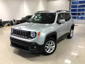 2015 Jeep Renegade NORTH LATITUDE GRIS 4X4 VUS UCONNECT HITCH