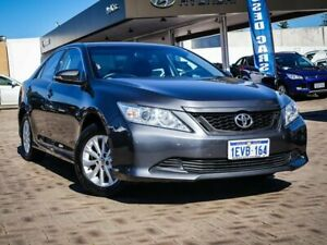 2015 Toyota Aurion GSV50R AT-X Grey 6 Speed Sports Automatic Sedan Morley Bayswater Area Preview