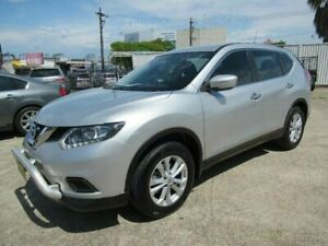 2016 Nissan X-Trail T32 TS (FWD) Turbo Diesel !! Continuous Variable Wagon Granville Parramatta Area Preview