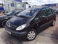 2003 52 CITROEN XSARA PICASSO 1.6 IDEAL FAMILY RUNAROUND SUPERB DRIVE TIDY COND DRIVE AWAY TODAY !!!