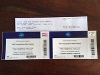 Friday 15 Dec 2017: The O2 Arena. Pete Tong presents Ibiza Classics 2 x tickets
