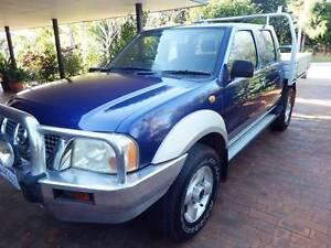 2004 Nissan Navara Ute Broome Broome City Preview