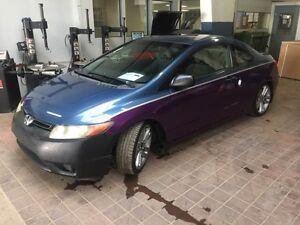 2007 Honda Civic Coupé DX