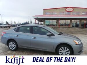 2014 Nissan Sentra 6 SPEED Accident Free,  Accident Free,