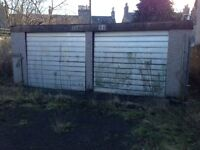 6M X 6M SECTIONAL GARAGE BUILDING. BUYER TO DISMANTLE AND REMOVE FROM SITE.