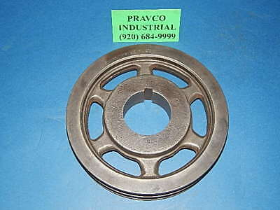 Browning 2tb90 Pulley Sheave Double Groove 9-516 9.3125 Outer Diameter