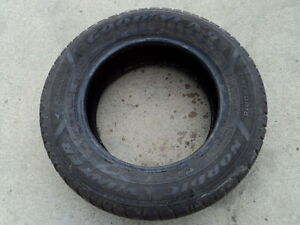 1 Goodyear Nordic Winter Tire 215/60/15