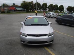 2007 Honda Civic Cpe EX ***Sunroof***