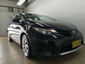 2015 Toyota Corolla ZRE182R Ascent Black 7 Speed CVT Auto Sequential Hatchback Phillip Woden Valley Preview