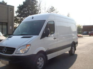 SOLD 2010 Mercedes-Benz Sprinter Van 2500 Minivan, Van SOLD