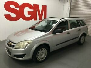 Holden Astra CD WAGON 2008 - only 138,000km Seven Hills Blacktown Area Preview