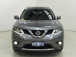 2014 Nissan X-Trail T32 Ti X-tronic 4WD Grey 7 Speed Constant Variable Wagon Edgewater Joondalup Area Preview