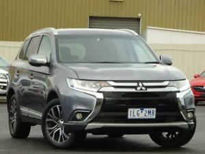 2016 Mitsubishi Outlander ZK MY16 LS 4WD Grey 6 Speed Constant Variable Wagon Sunbury Hume Area Preview