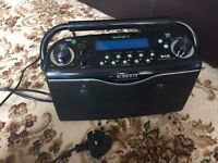 Roberts Portable DAB/FM Radio