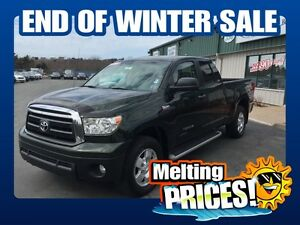 2010 Toyota Tundra TRD OFF ROAD