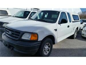 2004 FORD F150, FACTORY NATURAL GAS/GAS DUAL FUEL RARE