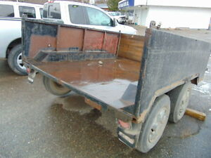 Tandem Axle Utility Trailer Prince George British Columbia image 3