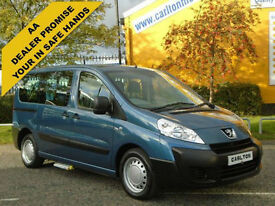2011/ 61 Peugeot Expert 1.6Hdi Tepee Comfort 6seat Disabled / Wheelchair Air-Con