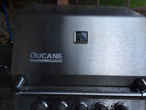 Stainless Steel Ducane Natural Gas BBQ