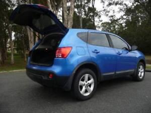 2009 Nissan Dualis Wagon