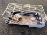 Guinea pig cage with extras , free delivery