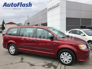 2014 Dodge Grand Caravan SE *1/2-Stow-N-Go *Camera *Bluetooth