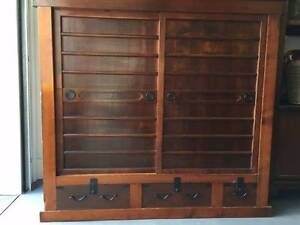 Late 19th Japanese Cabinet Caulfield North Glen Eira Area Preview