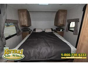 NEW 2016 Forest River Micro Lite 19 FD Travel Trailer Windsor Region Ontario image 7