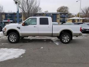 2008 Ford F-350 KING RANCH DIESEL CREW 4X4 DIESEL-BLACK FRIDAY