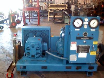 Used 25hp Quincy Rotary Vacuum