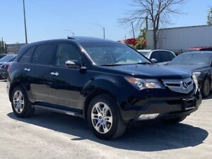 2009 Acura MDX AWD 7 PASSENGER - WE APPROVE EVERYONE