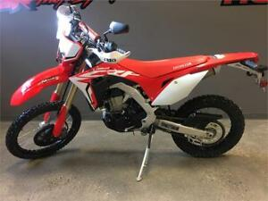 "Honda CRF450L ""LIKE NEW"""