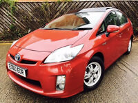 TOYOTA PRIUS T-SPIRIT 2010 SUNROOF LEATHERS PART service HISTORY UBER READY