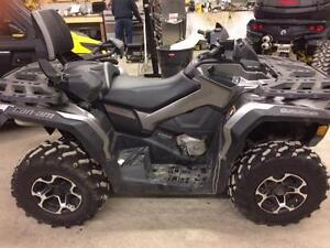 2013 Can Am Outlander Max 1000 LTD