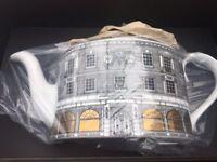 Fort ham and Mason teapot-Rory dobner ltd-Teapot