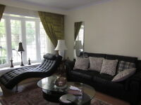 Yonge/Finch 2 Story detach house 4Brm 3Baths with great Backyard