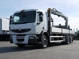 HGV HIAB/FLATBED VAN/CONCRETE PUMP DRIVERS REQUIRED FOR BUSY BUILDERS MERCHANTS
