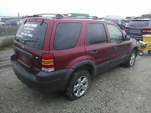 02 03 04 05 06 Ford Escape Parts